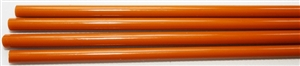 Rods..27-Opaque Caramel..5-6mm