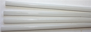Rods..28-Translucent White..6-7mm