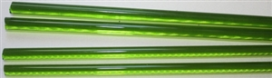 Rods..30-Transparent Grass Green..6-7mm