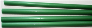 Rods..32-Opaque Green..7-8mm