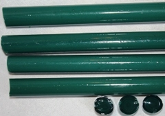 Rods..35-Dark Pine Opaque..12-16mm