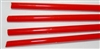 Rods..47-Bright Opaque Red..6-7mm