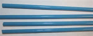 Rods..50-Light Turquoise Opaque..5-6mm