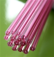 Rods..52-Pink Filigrana..4-5mm