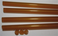 Rods..59-Goldenrod Translucent..8-10mm