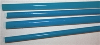 Rods..70-Assorted Light Blues..5-7mm