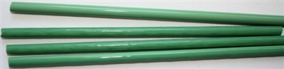 Rods..9-Opaque Light Spring Green..6-7mm
