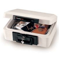Sentry Safe Fire-Safe Security Box Chest Model: 1100