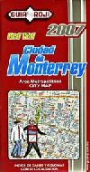 City Map (Indexed) of Monterrey, Mexico by Guia Ro
