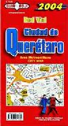 City Map (Indexed) of Queretaro, Mexico by Guia Ro
