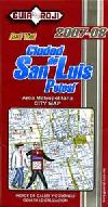 City Map (Indexed) of San Luis Potosi, Mexico by G
