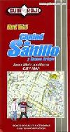 City Map of Saltillo, Mexico by Guia Roji