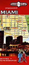City Map of Miami, Florida by Guia Roji