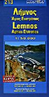 Limnos, Greece by Road Editions