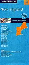New England, Regional by Rand McNally