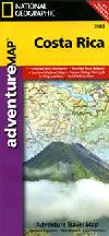 Costa Rica AdventureMap by National Geographic