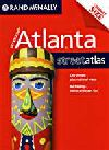 Atlanta, Georgia Get Around Atlas by Rand McNally