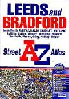 Leeds and Bradford, Atlas by Geographers' A-Z Map Company