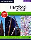 Hartford County, Connecticut Street Guide by Rand