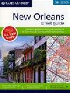 New Orleans, Louisiana Street Guide by Rand McNall