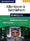 Allentown and Bethlehem, Pennsylvania Street Guide
