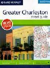 Charleston, South Carolina Street Guide by Rand Mc