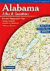 Alabama Atlas and Gazetteer by Delorme Mapping