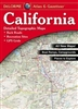 California Atlas and Gazetteer by Delorme Mapping