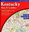Kentucky Atlas and Gazetteer by Delorme Mapping