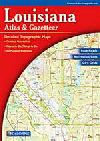 Louisiana Atlas and Gazetteer by Delorme Mapping