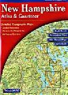 New Hampshire Atlas and Gazetteer by Delorme Mappi