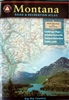 Montana Road and Recreation Atlas by Benchmark Maps