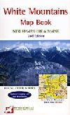 Hiking Guidebook and Map of the White Mountains, N