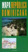 Country Map of Dominican Republic by MM Photodruck