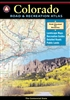 Colorado Road and Recreation Atlas by Benchmark Maps