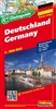 Germany with Distoguide by Hallwag