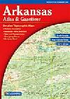 Arkansas Atlas and Gazetteer by Delorme Mapping