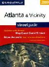 Atlanta, Georgia and Vicinity StreetGuide by Rand