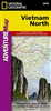 Adventure Map of North Vietnam (#3015) by National Geographic Maps