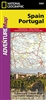 Adventure Map of Spain and Portugal (#3307) by National Geographic Maps