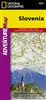 Adventure Map of Slovenia (#3311) by National Geographic Maps