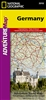 Adventure Map of Germany (#3312) by National Geographic Maps