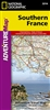 Adventure Map of Southern France (#3314) by National Geographic Maps