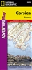 Adventure Map of Corsica, France (#3315) by National Geographic Maps