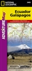 Adventure Map of Ecuador and Galapagos (#3403) by National Geographic Maps
