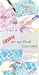 Create Your Own Zurich by A la Carte Maps