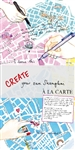 Create Your Own Shanghai by A la Carte Maps