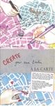 Create Your Own Berlin by A la Carte Maps