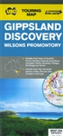 Gippsland Discovery Map by Universal Publishers Pty Ltd