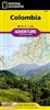 Colombia AdventureMap by National Geographic Maps